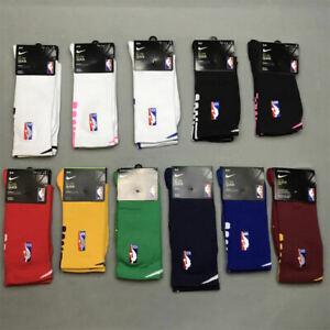 Nike NBA Elite Quick Socks  - Full Length - Red, Blue, Navy, and more!