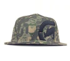 Ecko Unltd Camo Baseball Cap Hat Adjustable Adult Size Poly Urban Fashion