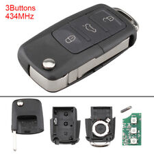 Remote Key Fob 1K0959753G for Volkswagen Vw Mk5 Golf Caddy Eos Tiguan Touran