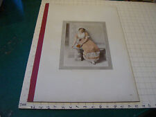 J.L. TAYLOR & COMPANY aprox 22 x 15 ad page w/ MAY DE SOUSA the COMMUTERS -1901