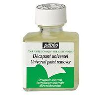 PEBEO Sverniciatore universale x rimuovere colori a olio acrilici 75 ml in 30min