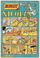 NICOLAS nº: 29 (El despiste de Nicolas). Ediciones Cliper, 1948.