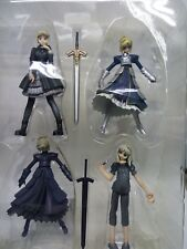 Fate Stay Night Saber Figuras (4)  Anime Manga, coleccionistas