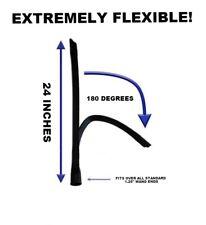 Flexible Crevice Tool Attachment fits ShopVac Shop Vac