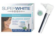 SuperWhite Blanchi-dent Elektrischer Zahnpolierer