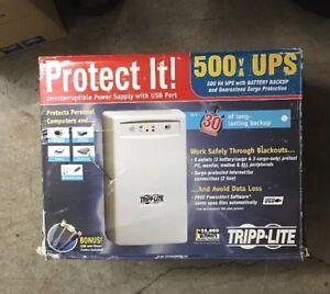 Tripp-Lite Internetoffice500 Ups 120VAC 500VA