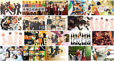 20pcs/set Haikyuu!! Haikyuu Anime manga Card Paster IC Card Stickers A015