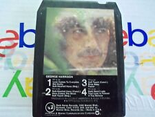 George Harrison  8 - Track Stereo Tape Cartridge Rock and Roll (Beatles Star)