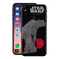 Disney carcasa trasera Star Wars AT-AT Apple iPhone X