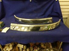 1955 CHRYSLER IMPERIAL ROOF MOLDING, WIDE FRONT EDGE