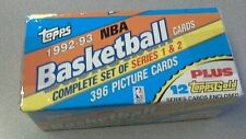 1992-93 Topps Basketball Complete Factory Set - Plus 12 ToppsGold Inserts! Shaq!