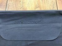 british airways large concorde singapore airlines plastic info wallet