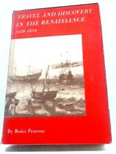 Travel And Discovery In The Renaissance, 14 Boies Penrose 1955 Book 46746