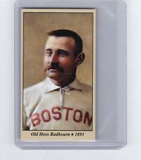 Old Hoss Radbourne, Boston Reds Players League Tobacco Road series #3