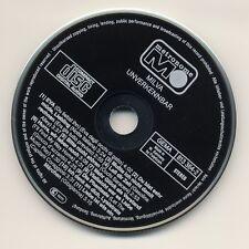 Milva CD Unverkennbar 1st press BLACK FACE West Germany non target 813 364-2