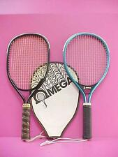 Eagle Leach & Omega Pro-Ii Racquetball Racquets / Vg Pre-Owned Condition