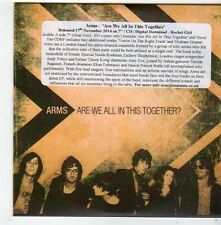 (FG153) Arms, Are We All In This Together? - 2014 DJ CD