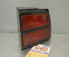 1988-1990 Chevrolet Cavalier coupe Right Pass Genuine Oem tail light 403 2E2