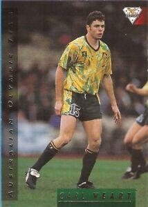 Futera 1994 NSL card OR11 – Carl Veart