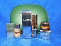 La Mer Genaissance Eye Expression Cream Infused Lotion Serum Essence + Bag  2018
