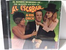 FANIA Mega RARE Al Escobar & His Orchestra EL SONIDO MODERNO mi Guajira THEHORSE