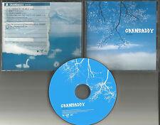 Jason Lytle GRANDADDY 4TRX Sampler 2003 USA PROMO Radio DJ CD Single MINT