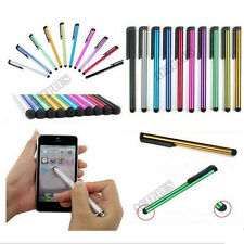 5 PCS Metal Capacitive Stylus Pen Touch Screen Pen  For iPhone Android CellPhone