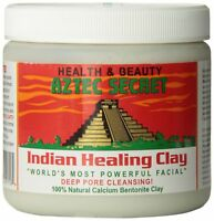 Aztec Secret Indian Healing Facial Clay 1 Lb. 100% Natural NEW IN ORIGINAL BOX