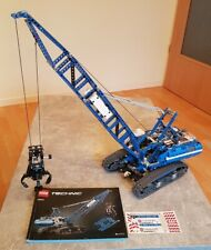 Lego Technic 42042 Seilbagger, Optisch vollständig, mit Bauanleitung, Technik