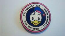 *~* Disney Store Very Rare Donald Duck Cuties Logo Featherbrained Le Pin *~*
