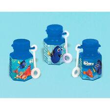 Disney Pixar Finding Dory 12 x Mini Bubbles Birthday Party Loot Favor Children's