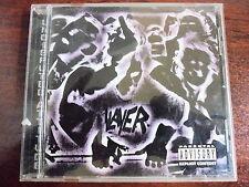 CD Musica,Slayer,Undisputed Attitude,American Record 1996