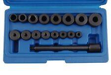 Kupplung Zentriersatz Zentrierdorn zentrieren 17-tlg. Zentrierwerkzeug Werkzeug