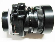Wide Angle Film Camera Lens