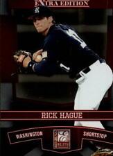 2010 Donruss Elite Extra Edition Baseball #70 Rick Hague
