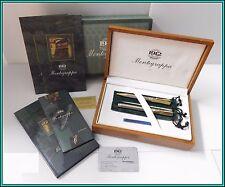 SET MONTEGRAPPA REMINISCENCE Fountain Pen & Ballpoint - 925 Vermeil >Nib M 18K<