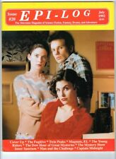 WoW! Epi-Log #20 Twin Peaks! Magnum P.I.! The Fugitive! Captain Midnight!