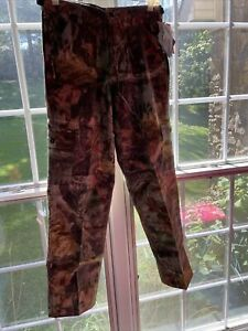 Advantage Liberty Rugged Outdoor Gear Camo Cargo Hunting Pants NWT Youth XL