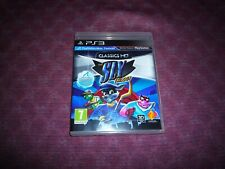 The Sly Trilogy PS3 (Russian cover, English game) Region Free