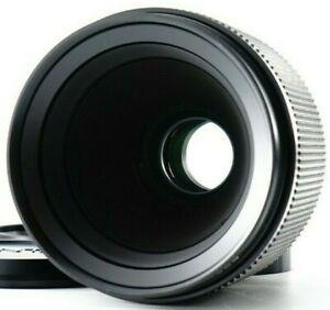 NEAR MINT CONTAX Carl zeiss T S-Planar 60mm f/2.8 AEG Macro Lens From JAPAN