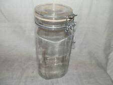 Vintage, Italy, Vetri D1, Fidenza, 1 1/2L, Canning Jar