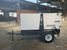 New Listingmagnum Mmg025 01 Trailer Mounted Electric Generator 25kw