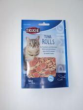 Trixie Tuna Rolls 50g Katzensnack Katzenleckerli ohne Zucker