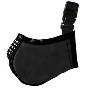 Pro Guard Softie Dog Muzzle - Extra Small, Black