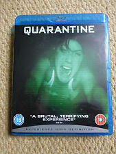 QUARANTINE - BLU RAY