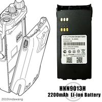 Battery fit for Motorola HT750 HT1250 HT1250 LS+ HT1550 1550XLS Portable Radio