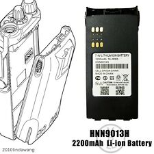 Battery HNN9013 fit for MOTOROLA HT1250 HT750 HT1550XLS Two Way Portable Radio