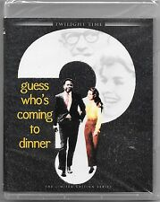 Guess Who's Coming to Dinner Blu Ray Ltd Ed New All Regions Free Reg Post