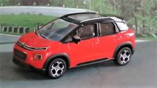 CITROEN C3 AIRCROSS 1:64 (Burnt Orange) Norev/Citroen Passenger Diecast Car