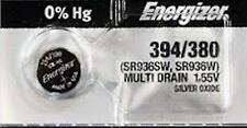 Energizer 394/380 SR936SW 1pc Battery Ships from USA Authorized Seller.